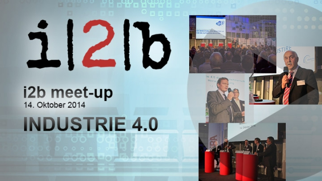 i2b meet-up Industrie 4.0 - innovative Industrieproduktion in Bremen und Bremerhaven - flexibilisierte Großserienproduktion